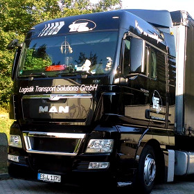 Europe-wide truck transport with own fleet
